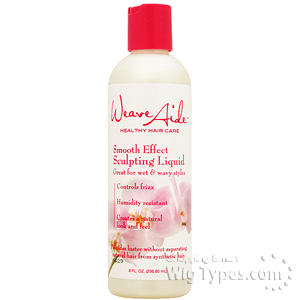 Swing It Weave Aide Smooth Effect Sculpting Liquid 8oz