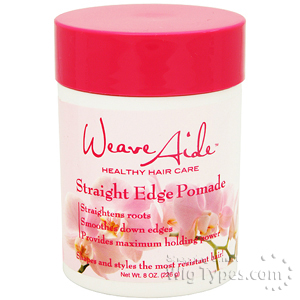 Swing It Weave Aide Straight Edge Pomade 8oz