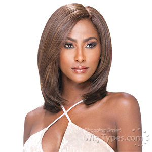 Sensual Vella Vella Synthetic Hair Wig - WILLOW