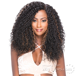 Sensual Vella Vella Synthetic Hair Lace Front Wig - WILMA