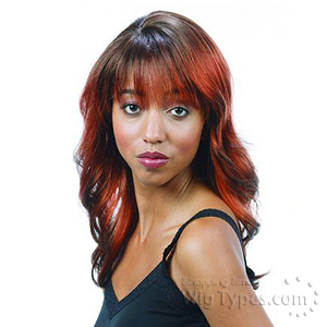 Motown Tress Synthetic Wig PATCHY II