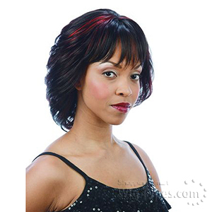 Motown Tress Synthetic Wig PATCHY-5