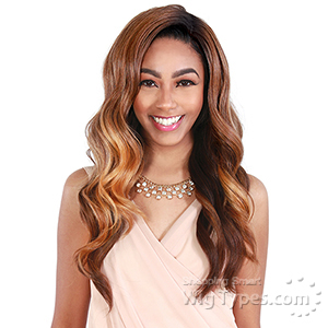 Zury Sis Synthetic Hair Dual Color Reversible Half Wig - CF-H RV ROY