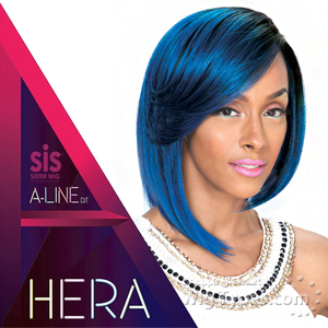 Zury Sis Synthetic Hair Wig - A LINE H HERA