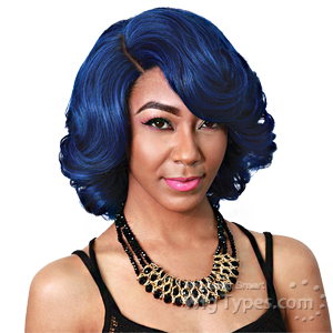 Zury Sis Diva Collection Synthetic Hair Pre Tweezed Part Wig - DIVA H PALA