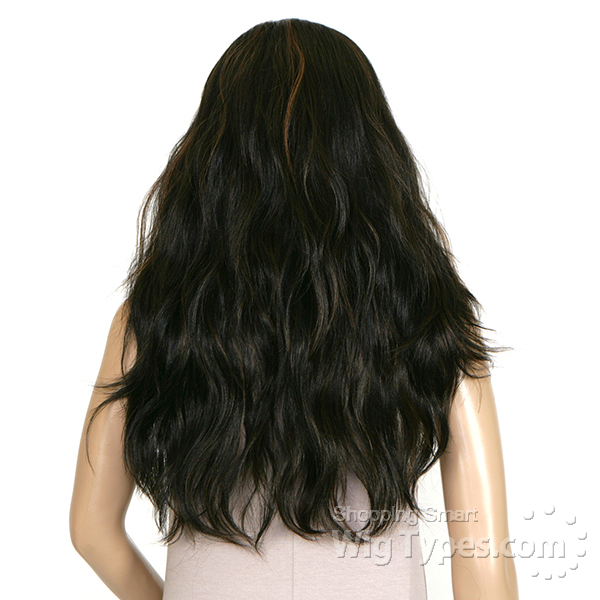 Harlem 125 Synthetic Hair Swiss Lace Wig Fls11 4x4 Full