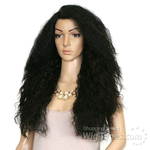 Harlem 125 Ju Collection Synthetic Hair Natural J Part Wig