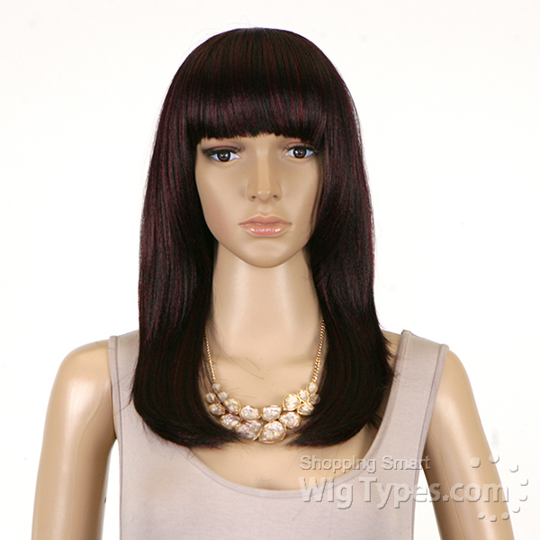 Isis Red Carpet Synthetic Hair Nominee Full Cap Wig Nw14