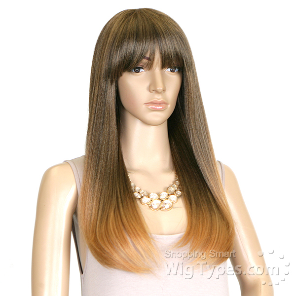 Isis Red Carpet Synthetic Hair Nominee Full Cap Wig Nw18