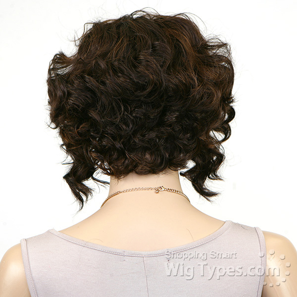Outre Synthetic Lace Front Wig Kiki Futura