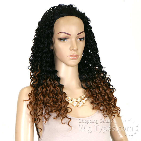 Outre Synthetic Half Wig Quick Weave Bahamas Beautyofnewyork