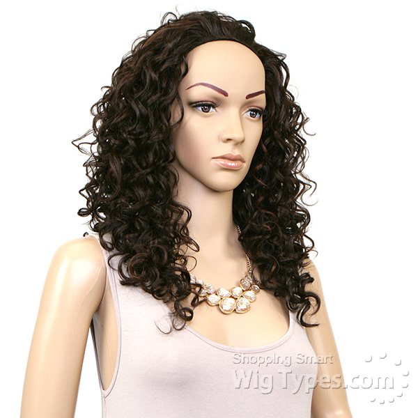 Outre Synthetic Half Wig Quick Weave Bella Beautyofnewyork