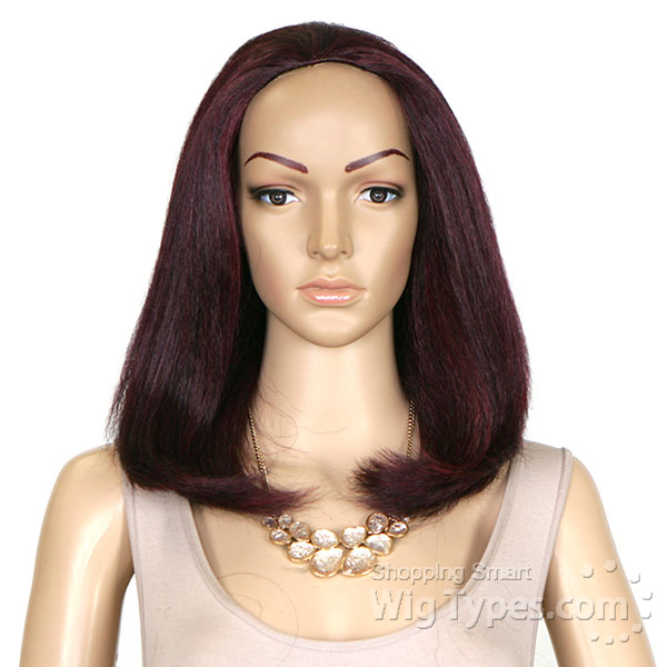 Outre Synthetic Half Wig Quick Weave Skyler Beautyofnewyork