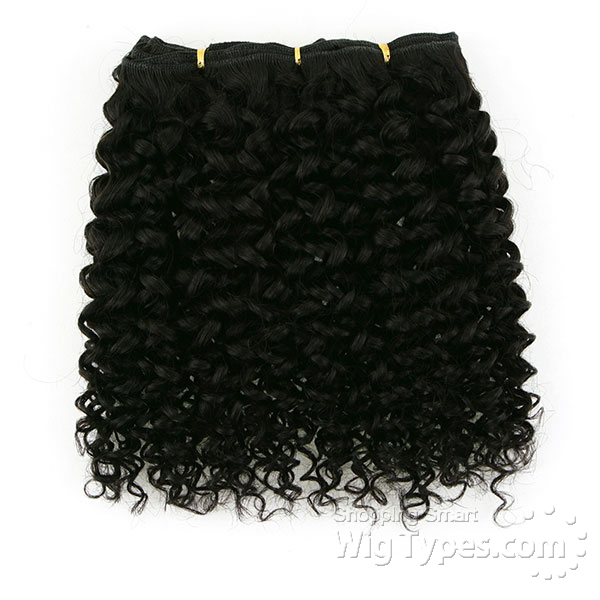 Zury Sis Naturali Star Sew In 100 Human Hair Weave 3c Curly 10
