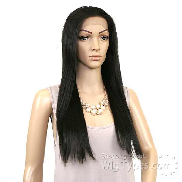 Milky Way Saga 100 Remy Human Hair Lace Front Wig Cleopatra Lace